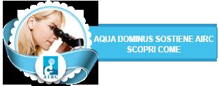 Aquadominus sostiene AIRC